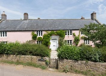 Thumbnail 4 bedroom detached house for sale in Polsham, Wells