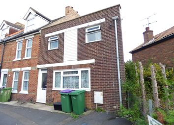 Thumbnail 2 bed terraced house for sale in Gladstone Road, Folkestone