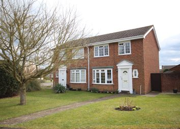 Thumbnail 3 bed semi-detached house for sale in Brompton Drive, Maidenhead