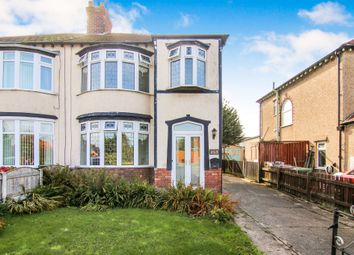Thumbnail 3 bed semi-detached house for sale in Saughall Massie Road, Upton, Wirral