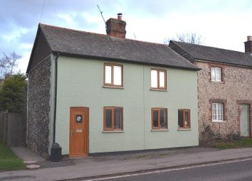 Thumbnail 3 bed end terrace house for sale in Bury Weir Lane, Buckland, Buntingford