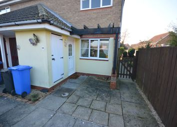 Thumbnail 1 bedroom flat for sale in Gondree, Carlton Colville, Lowestoft