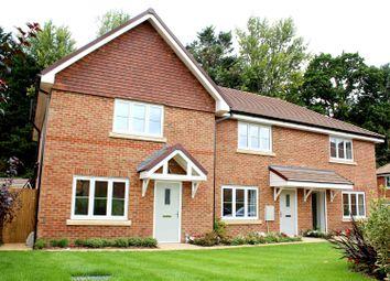 Thumbnail 2 bed terraced house for sale in Great Meadow, Wisborough Green, Billingshurst