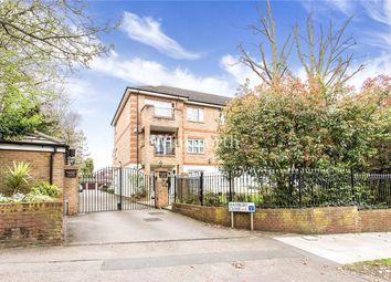 Thumbnail 3 bedroom flat to rent in Haddon Court, 1 Hanbury Close, London