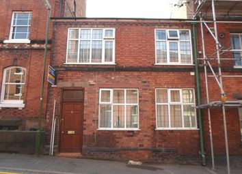 Thumbnail 2 bedroom flat to rent in Bath Street, Leek, Staffordshire