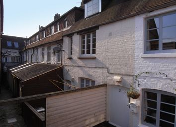 Thumbnail 1 bed semi-detached house to rent in High Street, Marlborough