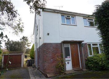 Thumbnail 3 bed detached house for sale in Bulbridge Road, Salisbury