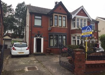 Thumbnail 3 bed semi-detached house for sale in Devonshire Road, Blackpool