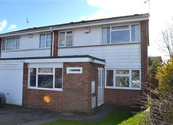 3 bed semi-detached house for sale in Badger Road, Binley, Coventry, West Midlands CV3