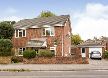 Thumbnail 3 bedroom detached house for sale in Warsash, Southampton, Hampshire