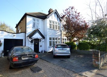 Thumbnail 3 bed semi-detached house for sale in Lancaster Gardens, North Kingston