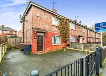 Thumbnail 2 bed semi-detached house for sale in Gerald Road, Salford
