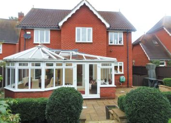 Thumbnail 5 bed property to rent in Keepers Green, Braiswick, Colchester