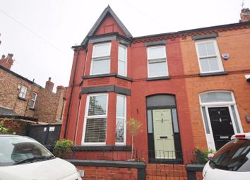 Berbice Road, Mossley Hill, Liverpool L18. 3 bed terraced house for sale