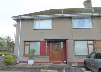Thumbnail 2 bed flat for sale in James Close, Bryncethin, Bridgend, Bridgend.