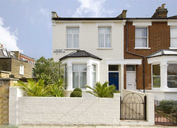 Thumbnail 3 bed terraced house for sale in Rylett Crescent, London
