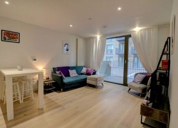Thumbnail 1 bed flat for sale in Cunningham Avenue, London