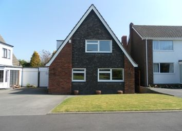 Thumbnail 4 bed detached house for sale in Alcester Drive, Sutton Coldfield, West Midlands