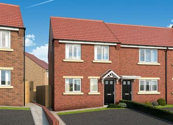 "Thumbnail 3 bed property for sale in ""The Hawthorn At The Garth"" at Dunblane Crescent, West Denton, Newcastle Upon Tyne"
