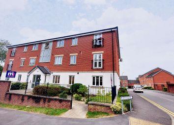 Thumbnail 2 bed flat to rent in Jovian Villa, Roman Way, Caerleon