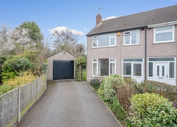 3 bed semi-detached house for sale in Felton Close, Potters Green, Coventry CV2