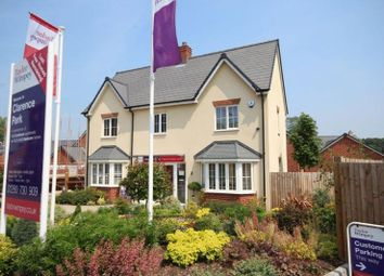 Thumbnail 4 bed detached house for sale in Tingewick Road, Buckingham