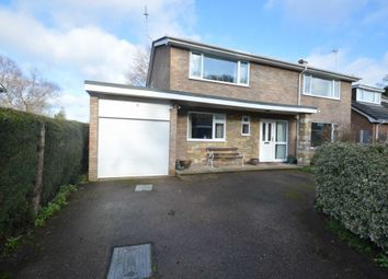 Thumbnail 4 bed detached house for sale in Folgate Close, Old Costessey, Norwich