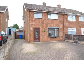 Thumbnail 3 bed detached house for sale in Farm Close, Burton-On-Trent, Staffordshire