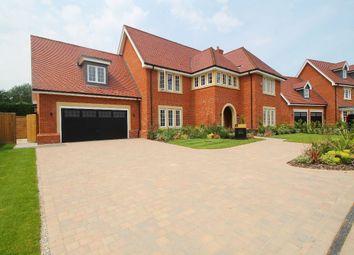 Thumbnail 5 bed detached house for sale in The Herrick At Trueloves Grange, Trueloves Lane, Ingatestone, Essex