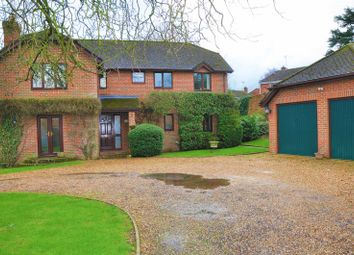 Thumbnail 5 bed detached house for sale in Blue Hayes Close, Andover