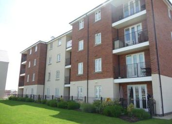 Thumbnail 2 bed flat to rent in Pinehurst Walk, Boston Boulevard, Chapelford Village, Warrington