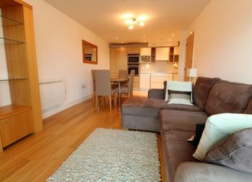 Thumbnail 2 bed flat to rent in Harbour Point, Cardiff Bay, Cardiff