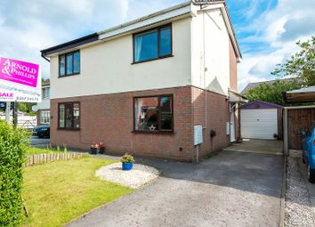 Thumbnail 2 bed semi-detached house for sale in Hurst Brook, Coppull, Chorley