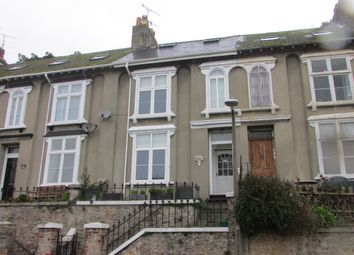 Thumbnail 4 bed terraced house for sale in Rocklands Terrace, Lower Manor Road, Torquay