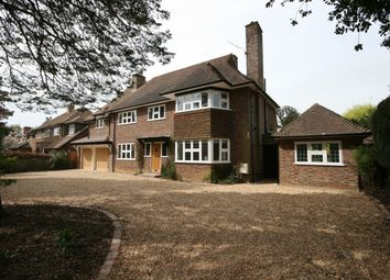Thumbnail 5 bed detached house to rent in West Common Way, Harpenden, Hertfordshire