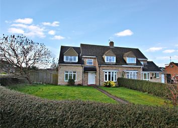 Thumbnail 4 bed semi-detached house for sale in The Avenue, Chinnor, Oxfordshire