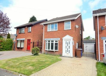 Thumbnail 3 bed link-detached house for sale in Wallace Close, Norton Canes