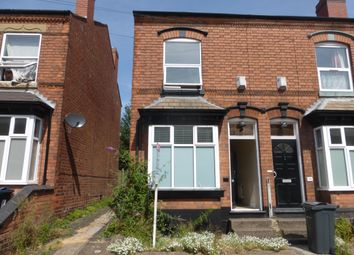 Thumbnail 2 bed end terrace house to rent in Oscott Road, Perry Barr, Birmingham