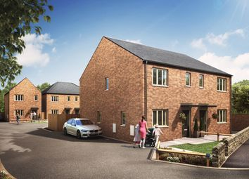 3 bed semi-detached house for sale in Out Lane, Stainsby Common, Heath, Chesterfield S44