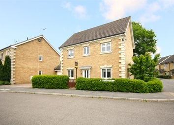 Thumbnail 3 bed detached house for sale in Juniper Close, Oxted, Surrey