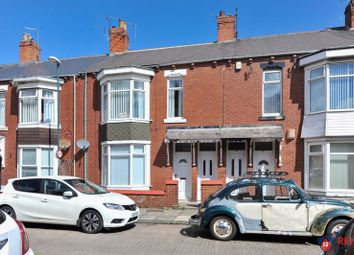 Thumbnail 2 bed flat to rent in Crondall Street, South Shields