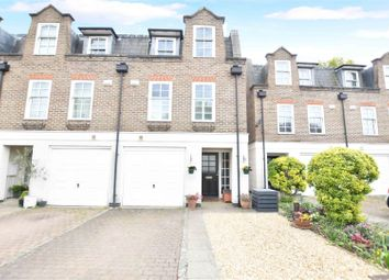 Thumbnail 3 bed end terrace house for sale in Abbey Mews, Isleworth