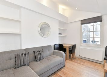Thumbnail 1 bed flat to rent in York Street, Marylebone, London