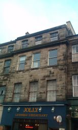 Thumbnail 3 bed flat to rent in Elm Row, Leith Walk, Edinburgh