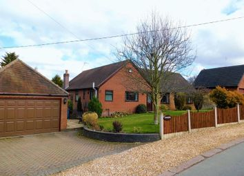 Thumbnail 3 bed detached bungalow for sale in Orchard Lane, Hyde Lea, Stafford