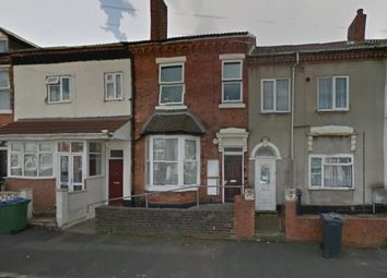 Thumbnail 4 bed terraced house for sale in Flats 1 & 2, 39 Hope Street, West Bromwich, West Midlands