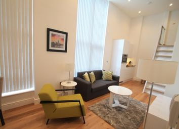 Thumbnail 2 bed flat to rent in Flowers Way, Luton