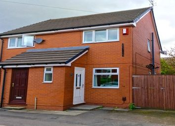 Thumbnail 2 bed property to rent in Vine Street, Hazel Grove, Stockport