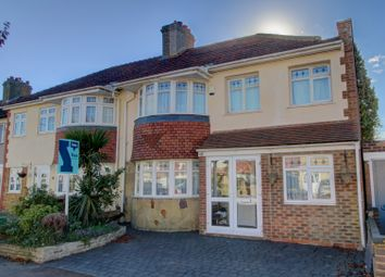 Thumbnail 5 bed semi-detached house for sale in Farnham Road, Welling