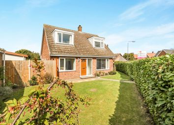 Thumbnail 3 bed detached house for sale in Bell Meadow, Hingham, Norwich